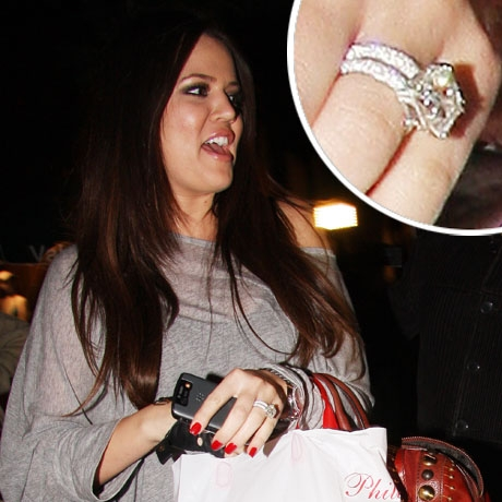 Khloe and Kendras Engagement Rings Robbins Brothers Blog