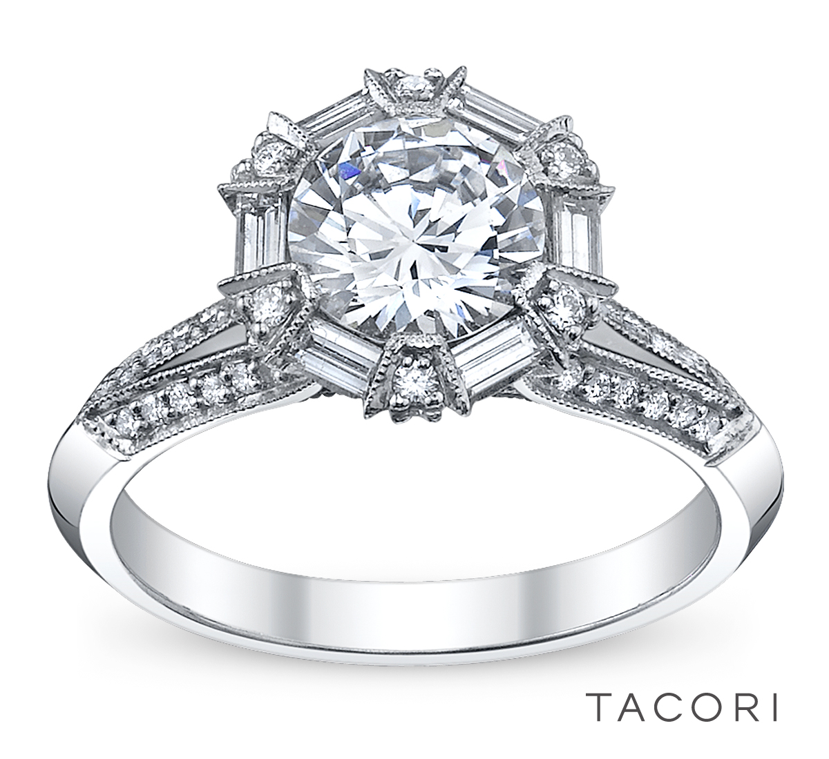 robbins brothers engagement ring of the day tacori