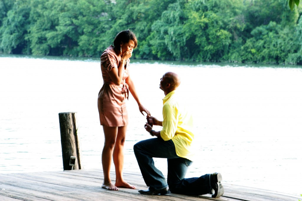 Marriage proposal at four seasons in austin fully for Best places to get married in austin