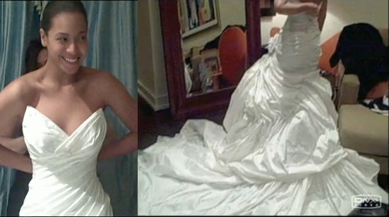 Beyonce Reveals 2008 Wedding Dress! | Robbins Brothers - Be Fully ...