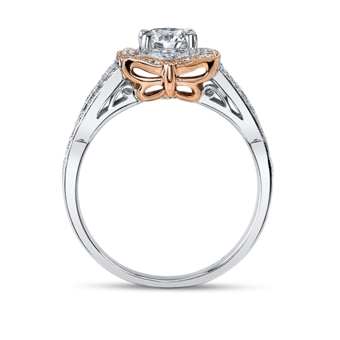Wedding Rings Mn 94 Amazing Engagement rings with side