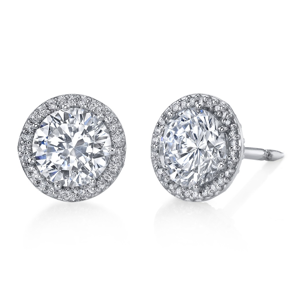 jewelers stud earrings blingy glam what to wear and how to wear it 6986