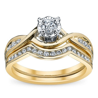 Six Summer Engagement and Wedding Ring Sets Robbins Brothers Blog