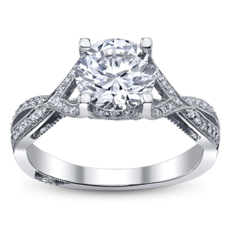 Top 5 Tacori Engagement Rings In Seattle - Robbins Brothers Blog