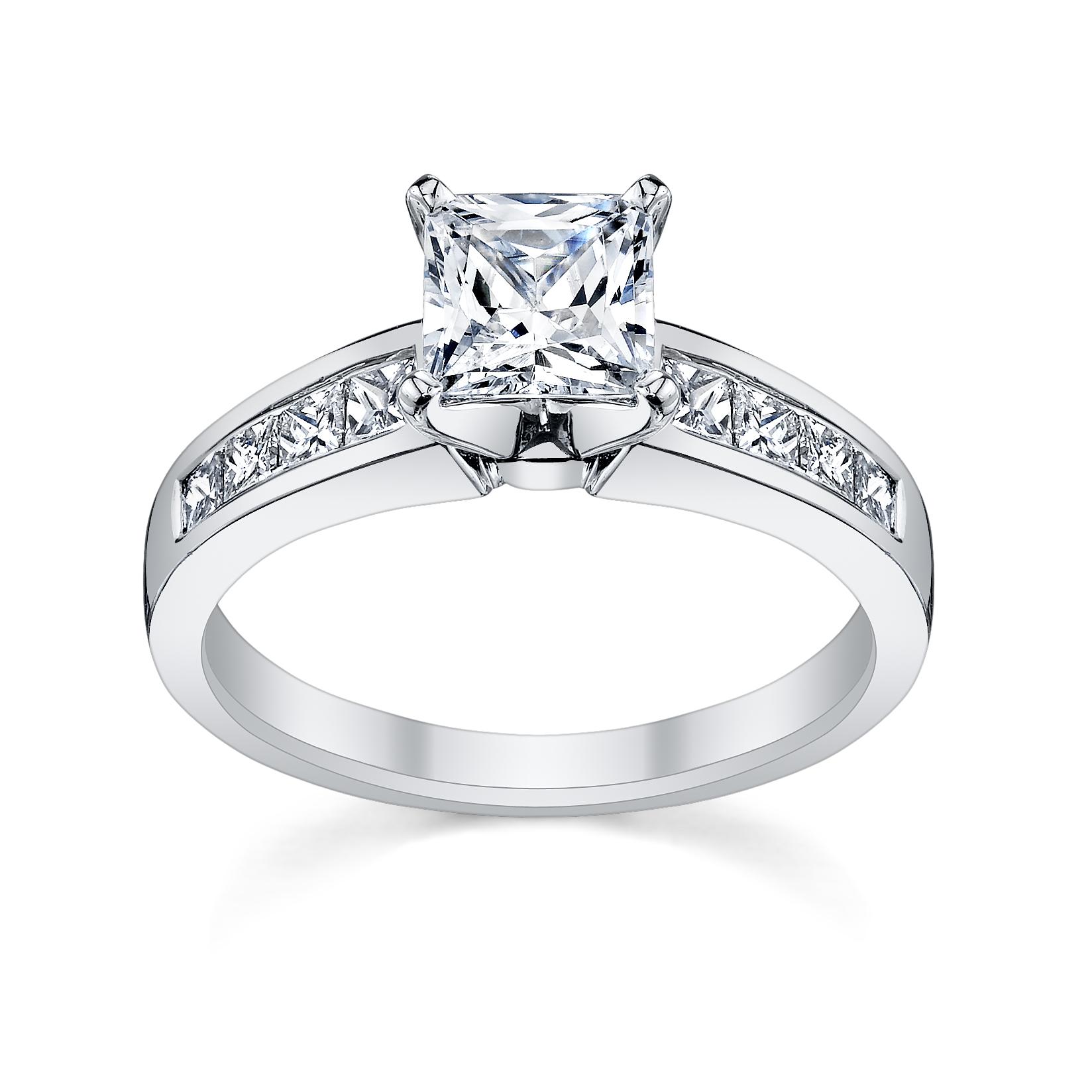 6 princess cut engagement rings she ll love robbins brothers blog