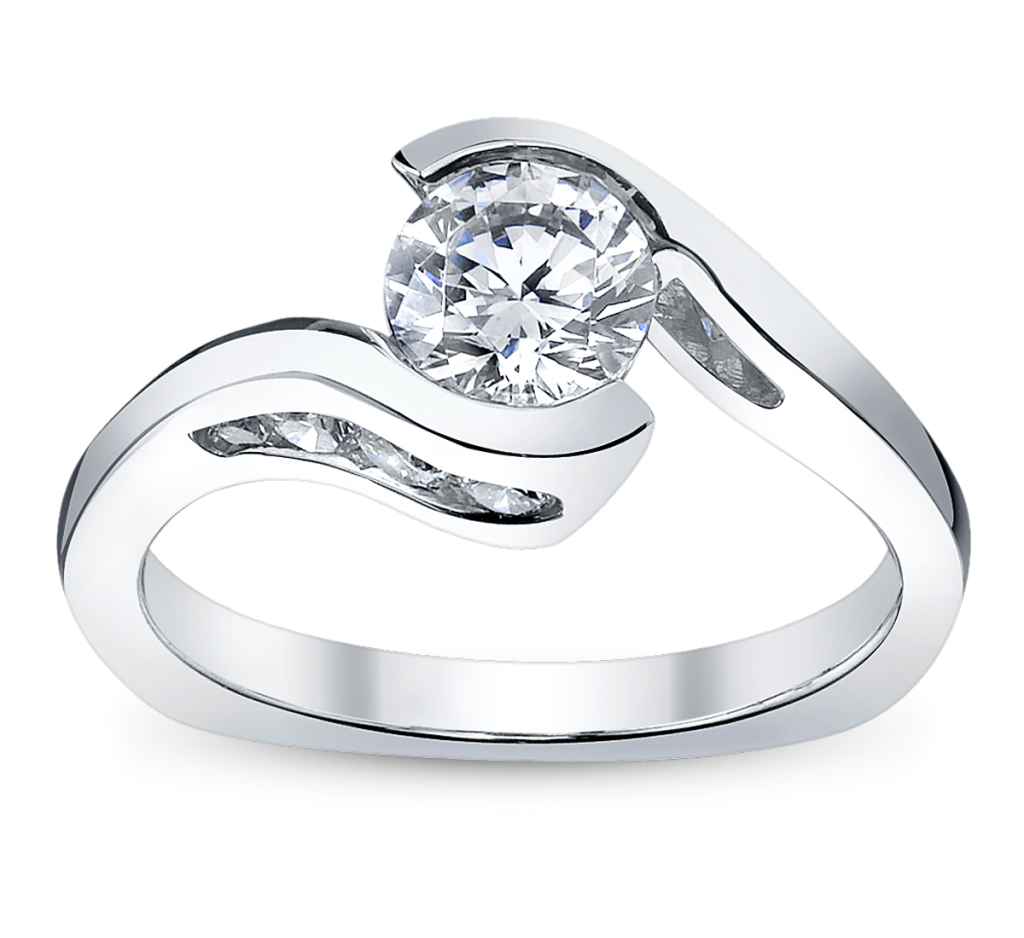 Modern Engagement Ring: Top 6 Modern Engagement Rings For The Quirky Bride