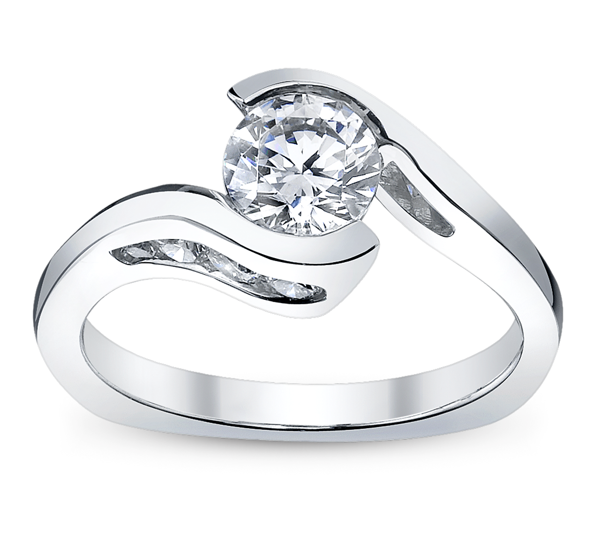 top engagement robbins available a at with rings for twist quirky bride to lovely style solitaire modern ring stones side the