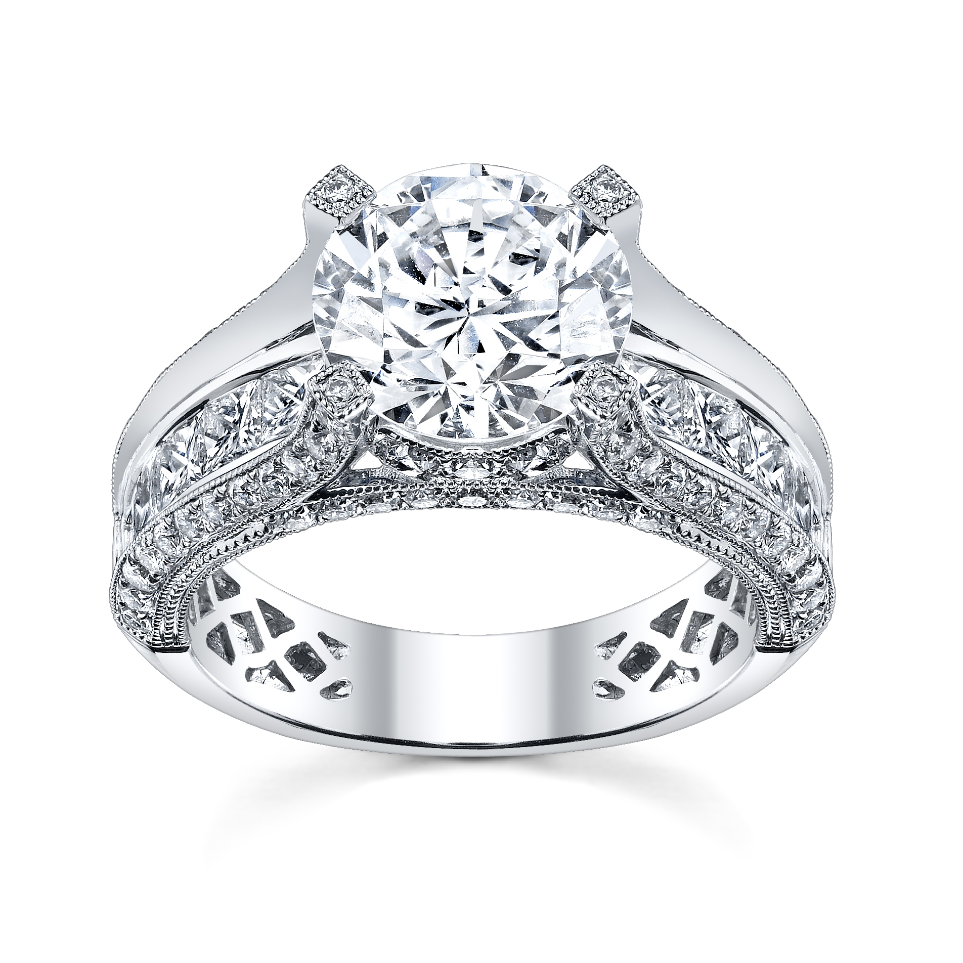 supreme engagement ring 0388668 - Extravagant Wedding Rings