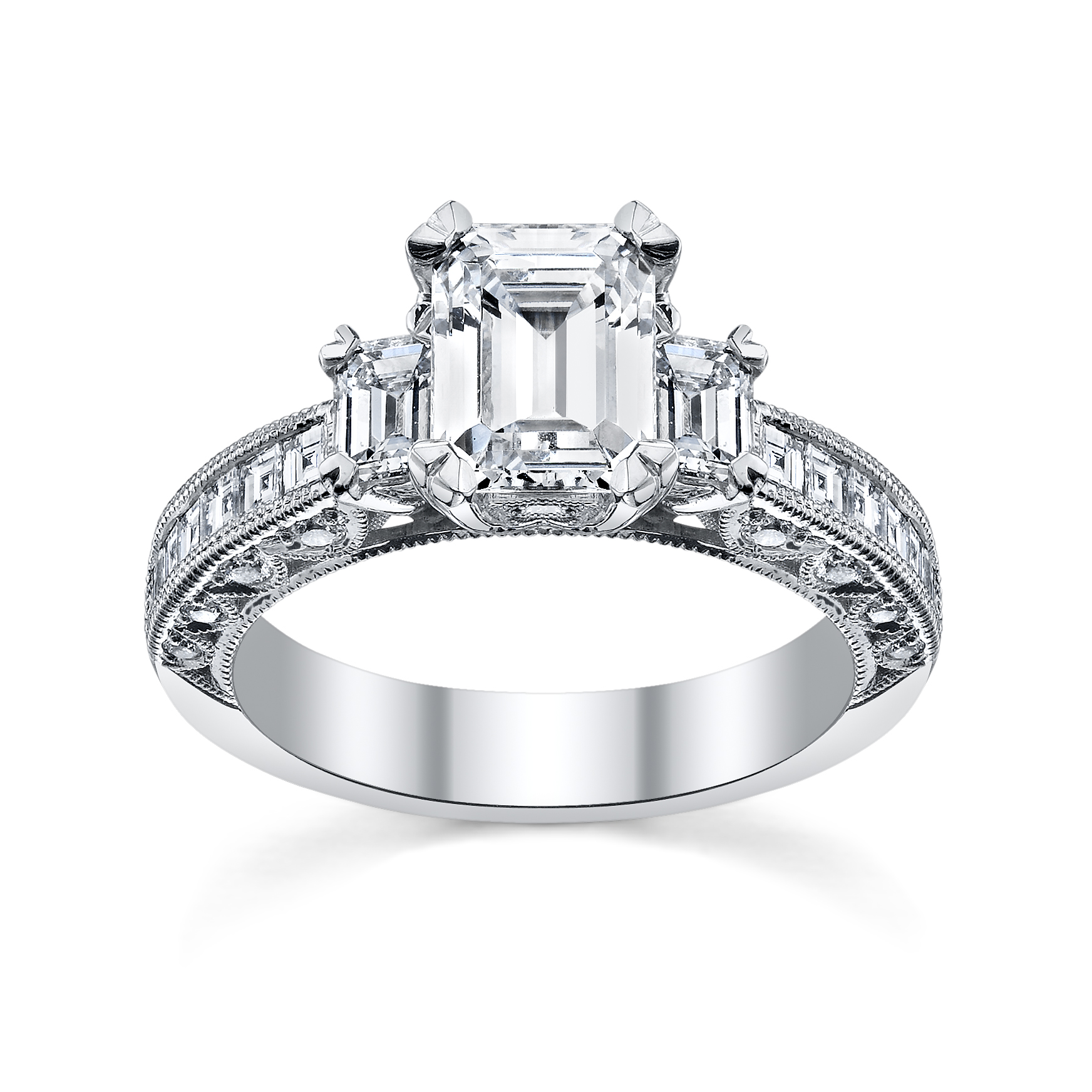 eight ultra extravagant engagement rings robbins brothers blog