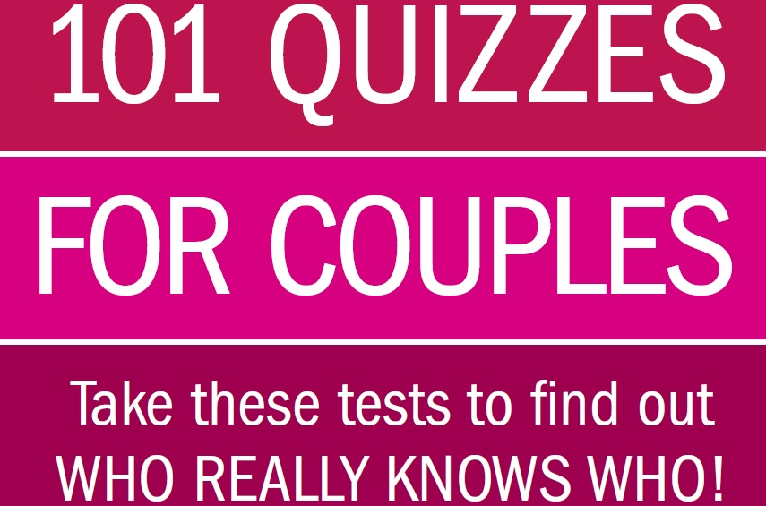 101 Quizzes For Couples Natasha Burton
