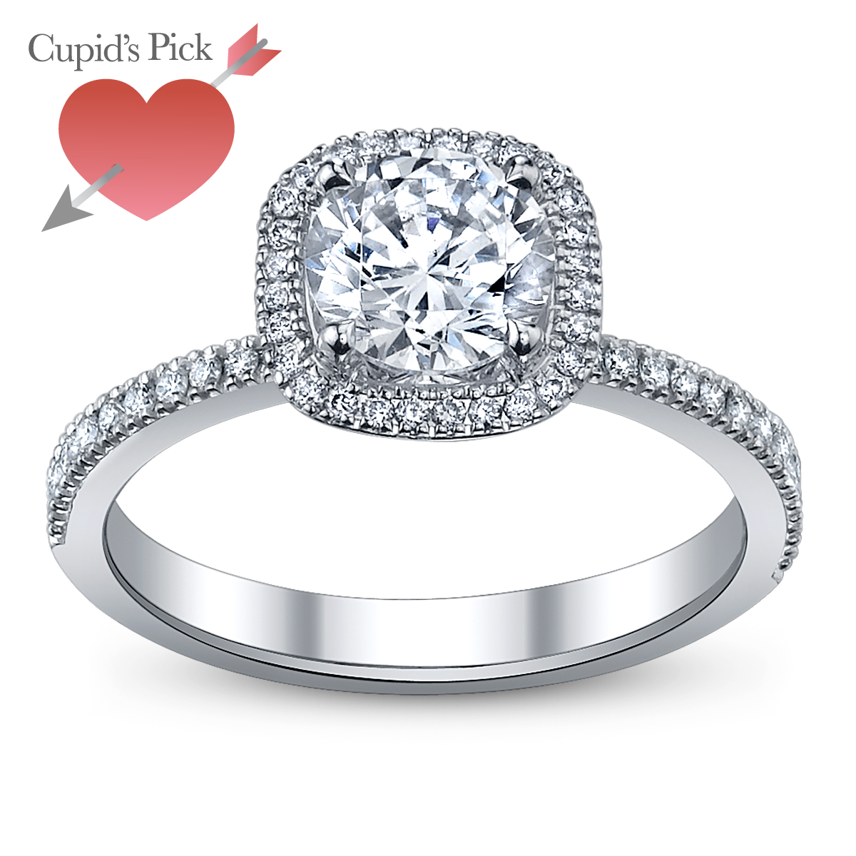 Cupid\'s Top 12 Engagement Rings and Jewelry for Valentine\'s Day ...
