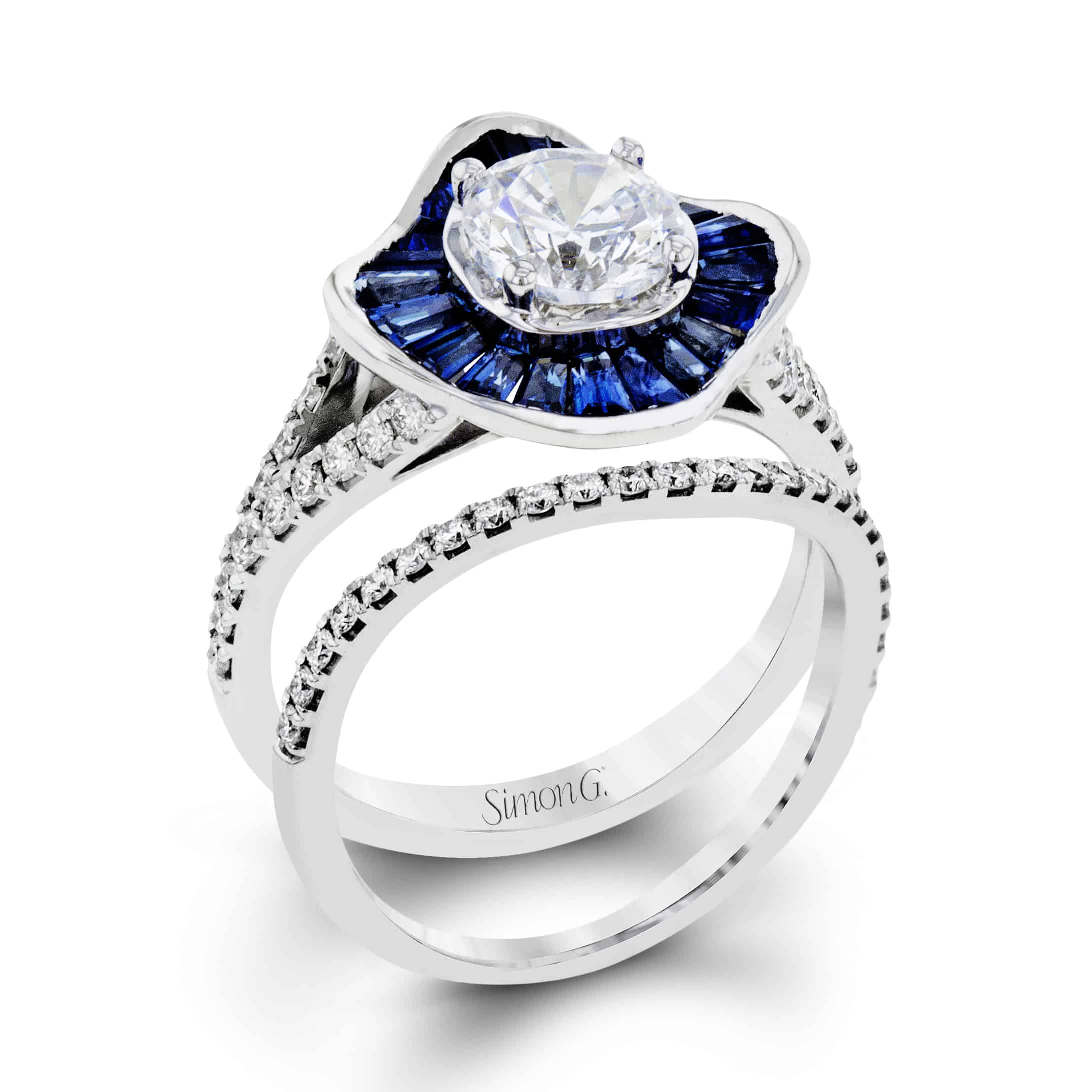 A Trend for the Ages Sapphire in Engagement Rings Robbins