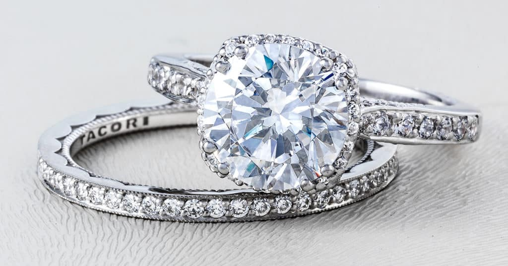 My Top Five Engagement Rings For The Tacori Girl Robbins