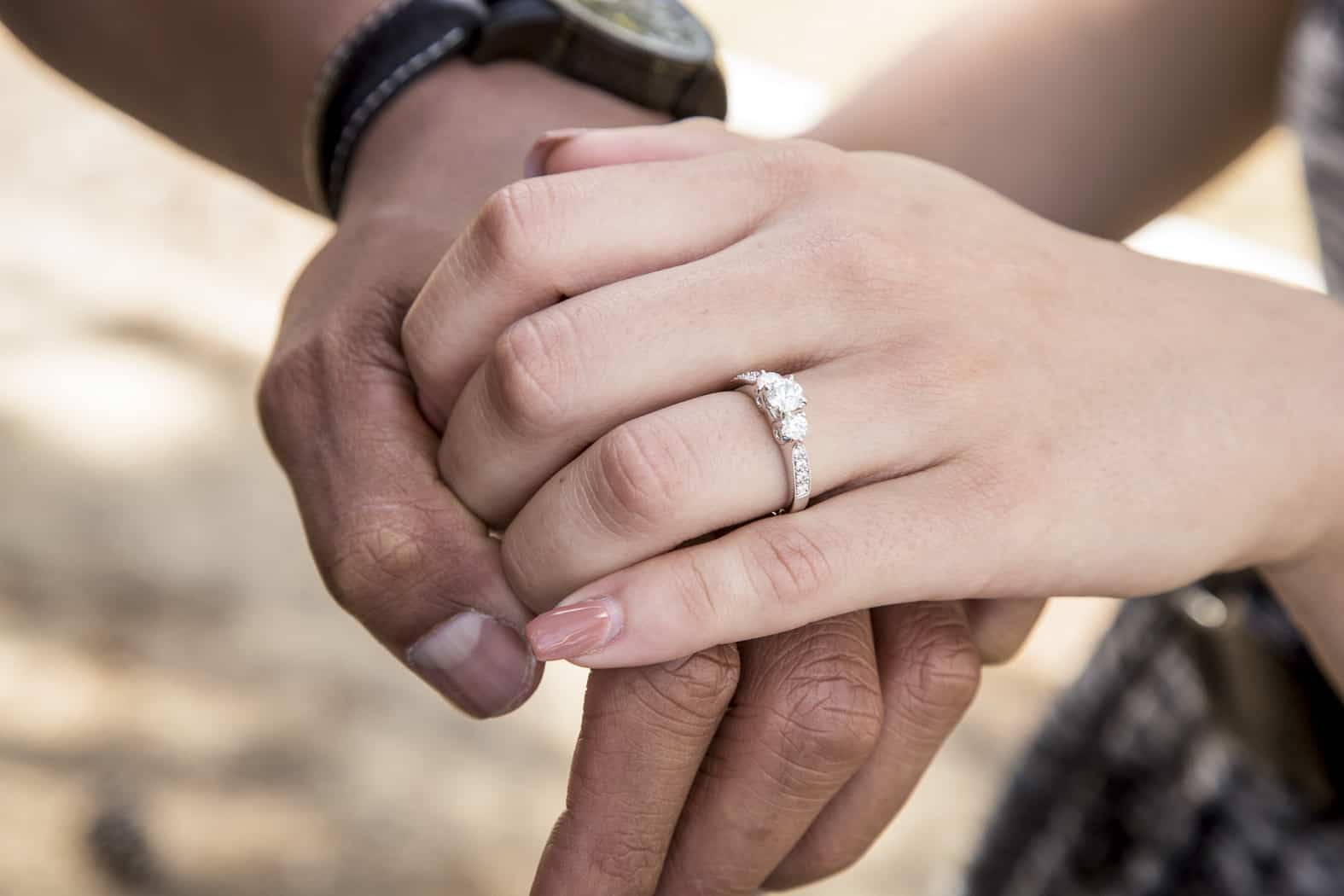The First Kiss And Perfect Proposal - Robbins Brothers Blog