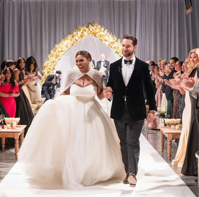 Picture Of Serena Williams Engagement Ring: Top Engagement & Wedding Surprises Of 2017